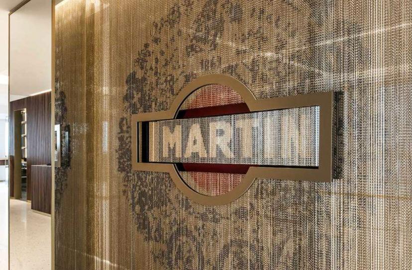 Inaugurazione Terrazza Martini