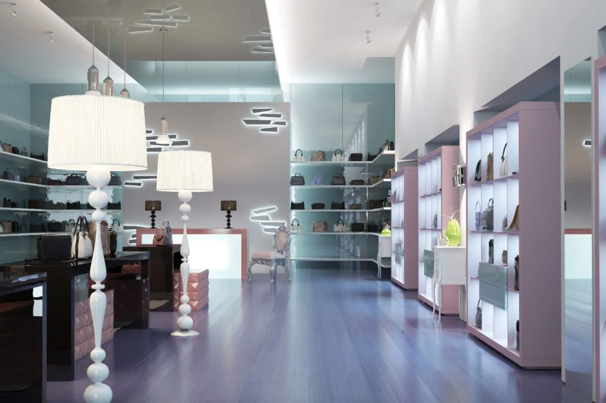 Retail lighting design: quali sono le strategie più efficaci