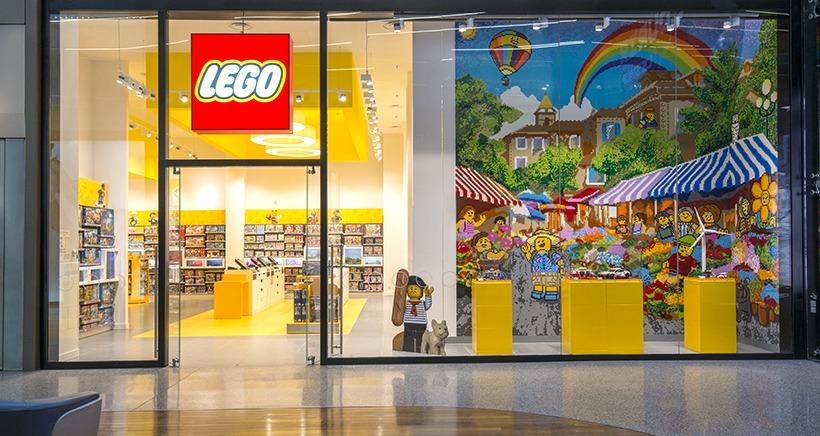negozio Lego a Nizza